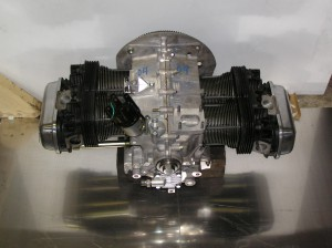 Vee Engine